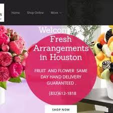fruit delivery houston fresh arrangements get quote 23 photos florists 3766