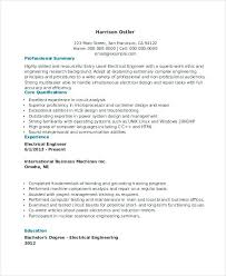 resume template entry level engineering resume electrical engineer resume template entry level electrical