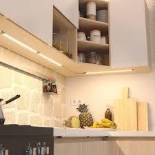 reglette led cuisine réglette led aluminium 0m30 39 led smd blanc neutre à 11 90