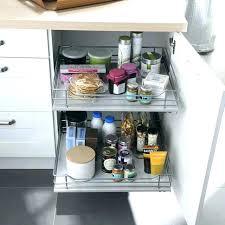rangement coulissant cuisine ikea rangement meuble cuisine 5 idaces pour une cuisine maxi rangement