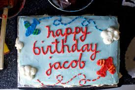 Cake Decoration Ideas At Home by Smitten Kitchen Birthday Cake Boncville Com