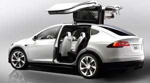 tesla tesla model x software update turns gullwing into guillotine
