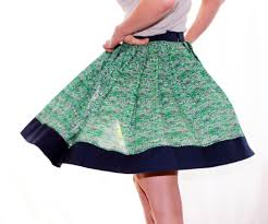 easy pleated skirt no pattern needed 4 steps with pictures