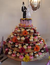 day of the dead wedding cake day of the dead wedding cupcake tower