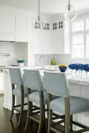 Kitchen Island Bar Stool These Tufted Bar Chairs Are A Simple Way To Add Pops Of Color To
