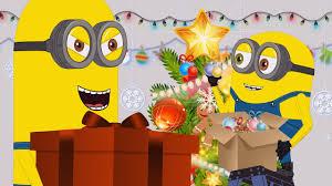 minions merry xmas u0026 happy new year 2017 christmas songs