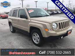 maroon jeep patriot new and used cars in northern illinois bettenhausen chrysler
