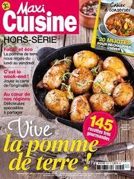 abonnement magazine de cuisine abonnement magazine maxi cuisine hors série relay com