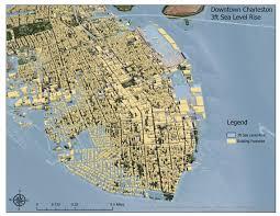 Charleston Sc Map Noaa Resilience Grant U2013 Charleston Resilience Network Crn