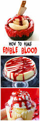 how to make edible fake blood the who ate everything