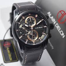 Jam Tangan G Shock Pria Original alain delon ad376 1732c sentral jam original