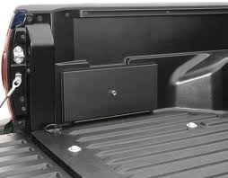 amazon com toyota tacoma bed security lockbox automotive