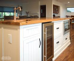 kitchen island wood countertop kitchen islands wood countertop butcherblock and bar top