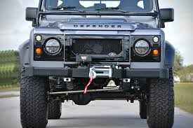 defender land rover 2016 land rover defender u0027project spectre u0027 hiconsumption