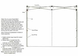 Ez Up Awnings Ez Up Canopy 10 X 10 Canopy Tent Craft Dome Endeavor Awning 4