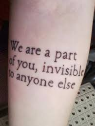 by rev at eyewitness tattoo in tulsa oklahoma carljung quote