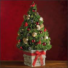 beautiful trees decorating ideas with green f tree gold