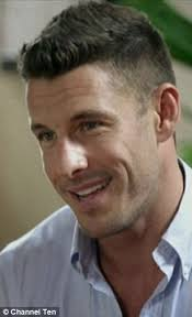hair styles for 35 year olds men the bachelorette s georgia love and lee elliott pack on the pda on
