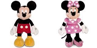 amazon mickey mouse plush large 25