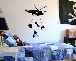 aliexpress com buy removable army helicopter wall sticker vinyl aliexpress com buy removable army helicopter wall sticker vinyl decal home art decor soldiers boys kids room wall paper art vinyl decal d 119 from