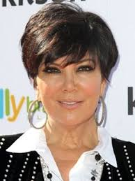 kris jenner hair colour kris jenner short haircut style tutorial hairstyles makeup