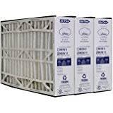 fr1400m 108 emerson fr1400m 108 merv 8 replacement air filter 3 pack air