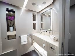 boeing bbj 787 vip private jet interior photos australian a circular vip lavatory divides the main lounge and an aft cabin set aside