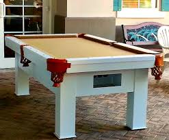 pool tables san diego orion outdoor pool table made by all weather billiards pool tables