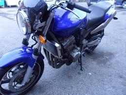 honda 900 honda 900 hornet blue 004durham bikes durham bikes