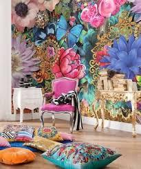 melli mello wall mural photo wallpaper melli mello kevena abstract flowers
