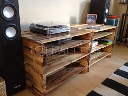 Media Console Table Pallet Media Console Table 101 Pallets