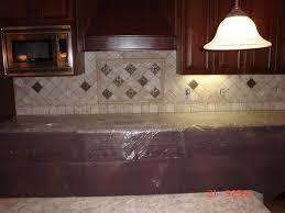 Backsplash Kitchen Glass Tile Bathroom Best Backsplash Glass Subway Tile With Natural Teak Wood