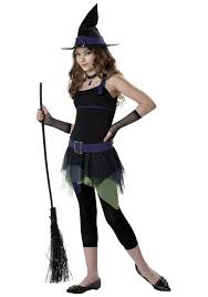 halloween witch costumes ideas tween sassy witch costume halloween costume ideas 2016
