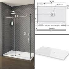 Small Bathroom Ideas With Stand Up Shower - stand up showers for small bathrooms storage above showers