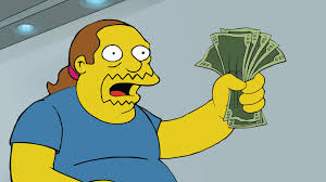 Take My Money Meme Generator - comic book guy take my money blank template imgflip