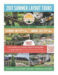 garden railway layouts tours u2013 greater cincinnati garden railway society