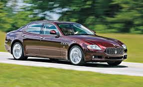 used maserati price 2009 maserati quattroporte s u2013 instrumented test u2013 car and driver