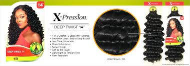 Clip In Hair Extensions Baton Rouge by Outre Synthetic Hair Crochet Braids X Pression Braid 4 In 1 Loop