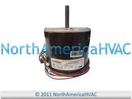 1 3 hp condenser fan motor oem trane american standard condenser fan motor 1 3 hp 208 230v