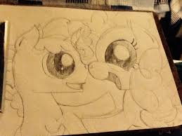 pinkie pie and party favor visual fan art mlp forums