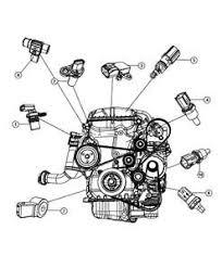 2008 dodge avenger 4 cylinder where is the crankshaft position sensor on a dodge avenger fixya