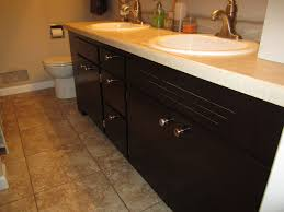 Bathroom Furniture Black Furniture Stain Cabinets Using Java Gel Stain In Black With