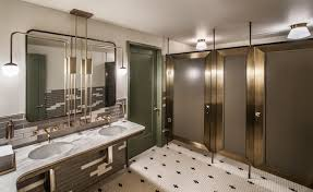 restaurant bathroom design 8 restaurant bathrooms around the u s zagat