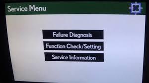 lexus gs 450h maintenance lexus gs service menu adjusting bluetooth volume youtube
