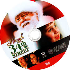 miracle on 34th street dvd images