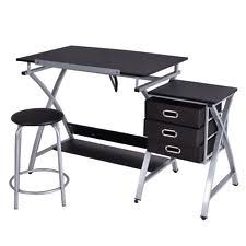 Drafting Table Storage Drafting Table Kids With Bench Hobby Art Craft Drawing Adjustable