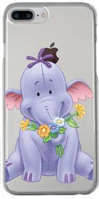 disney winnie pooh cuties design iphone 7 clearshield
