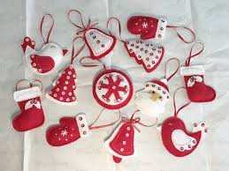 felt christmas ornaments 10 prettiest felt christmas ornaments deals wee lil bits
