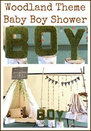 baby boy themes for baby shower woodland theme baby shower hymns and verses