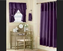 Shower Curtains Purple Delightful Art Purple Bathroom Window Curtains Bathroom Vinyl